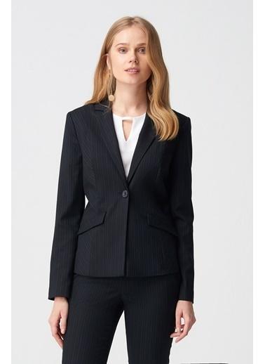 NaraMaxx Blazer Siyah Ceket Renkli